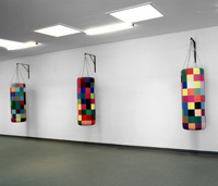 Installation view 'SoLo', Tommy Lund Gallery, Odense, Denmark - by George Korsmit
